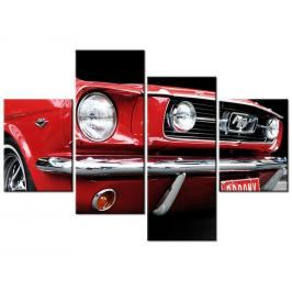 Obraz Red Mustang - Y