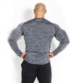KEVIN LEVRONE Longsleeve Man's - Compression - Dark Grey - S